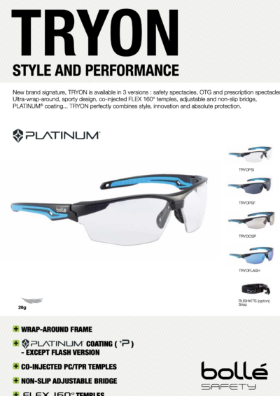 TRYON: Style and Performance