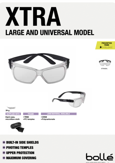XTRA: Large and Universal