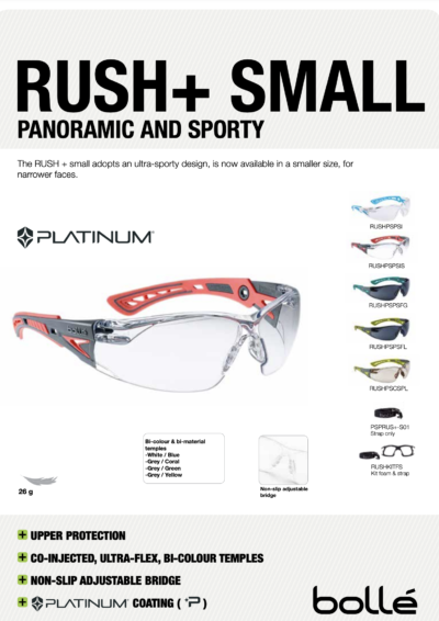 RUSH+ SMALL: Panoramic and Sporty