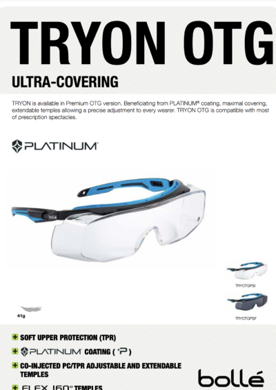 TRYON OTG: Ultra-Covering