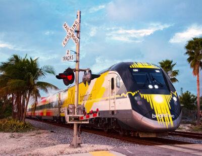 Florida: Brightline to Resume Service in November