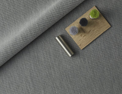 Camira Creates Bespoke Wire Woven Fabric for Deutsche Bahn IdeasTrain