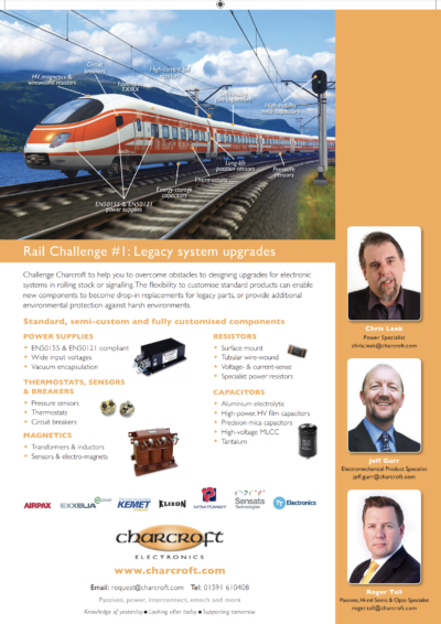 Electronic Systems for Rolling Stock and Signalling