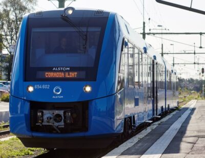 Alstom Promotes Hydrogen Trains as a Route to Sustainable Mobility in the Middle East and North Africa