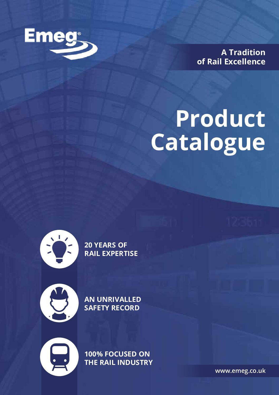 Emeg® Product Catalogue
