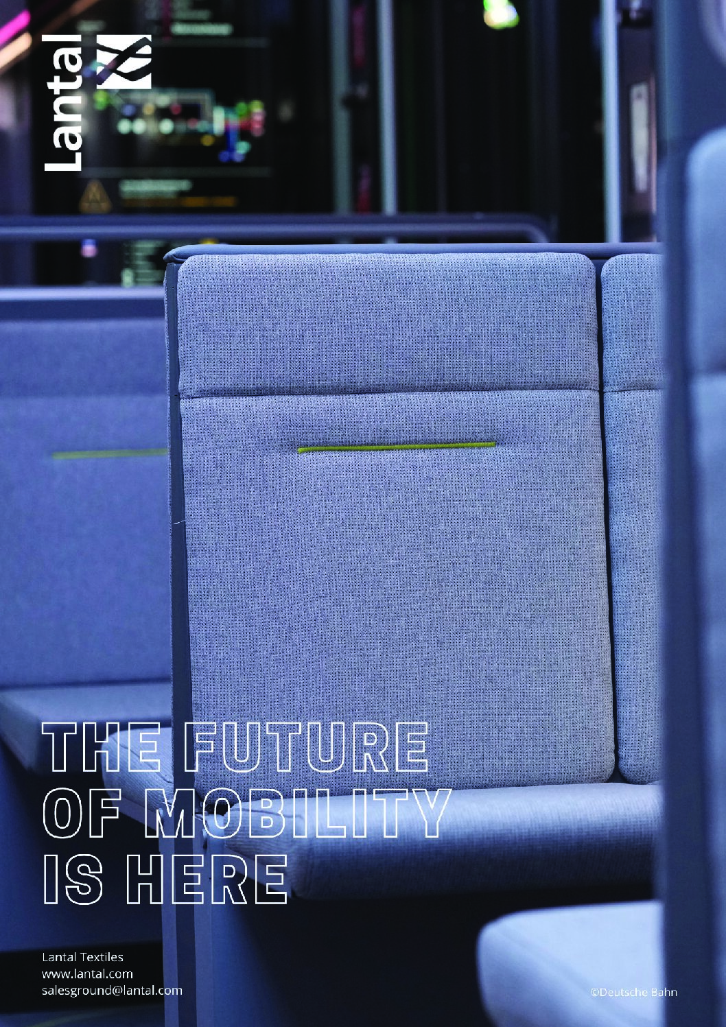 """Lantal Textiles Innovations 2021 – """"Innovation Is What Keeps Us Going"""""""