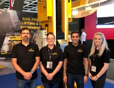 Mechan Showcases Bespoke Skills at Railtex