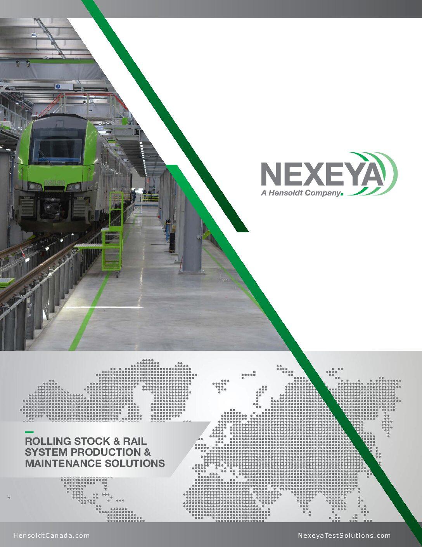 Nexeya – Rolling Stock & Rail System Production & Maintenance Solutions
