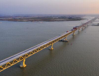 Alstom to Supply Bogies for Rail Vehicles that Will Run on Bangladesh's Padma Bridge