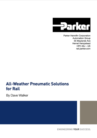 All-Weather Pneumatic Solutions for Rail
