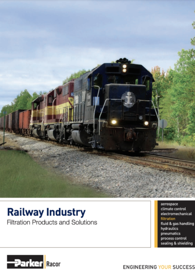 Railway Industry Filtration Products and Solutions