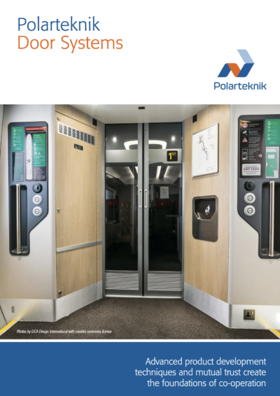 Interior Train Doors for Hitachi