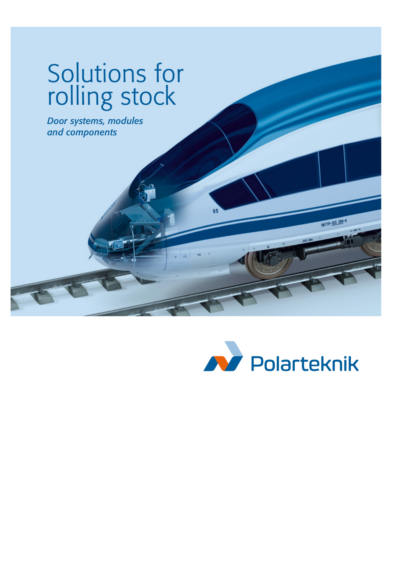 Interior Door Systems for Rail Vehicles