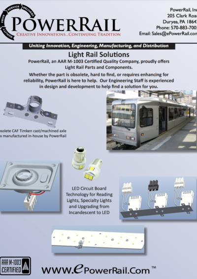 Light Rail Solutions