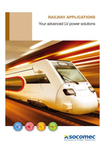 Railway Applications Brochure