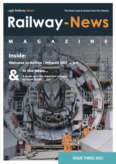 Railway-News Magazine – Issue 3 / 2021