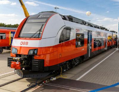 Austrian Federal Railways Orders 21 Further Siemens Desiro ML Trains