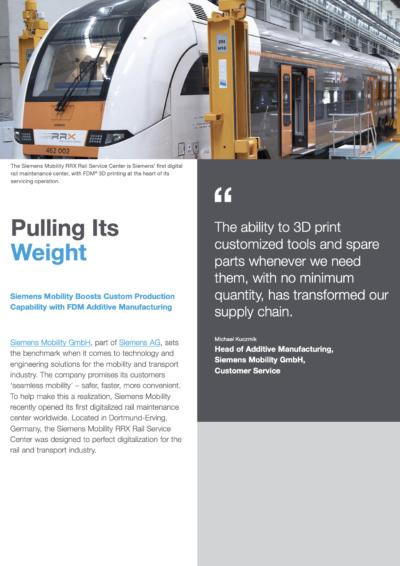 Case Study: Siemens Mobility RRX Rail Service Center
