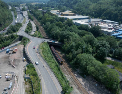 Work to Link South Wales Metro Control Centre to the Rail Network Begins