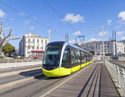 SYSTRA Returns to Brest for New Tramway and Electric Bus Project