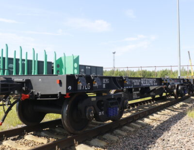 UWC Flat Car Certified Allowing It to Begin Fulfilling 1,000-Unit Contract