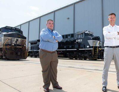 Wabtec Celebrates the 1,000th Modernized Locomotive in the Americas