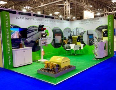 Zonegreen Showcases Safety Upgrades at Railtex