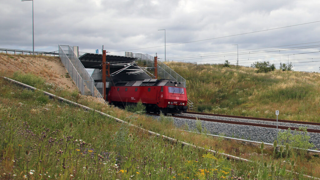 Banedanmark is rolling out a new digital signalling system between South Zealand and Falster