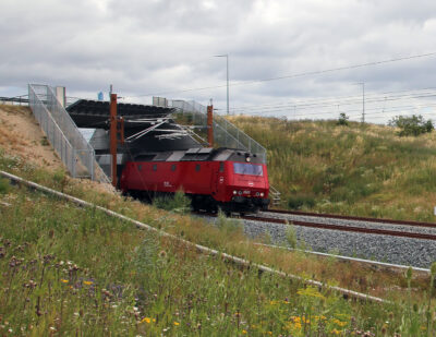 ERTMS to be Tested between Mogenstrup and Nykøbing Falster