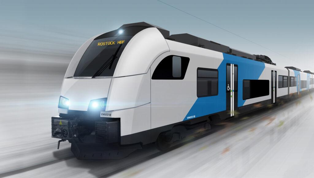 Alpha Trains orders regional trains for Mecklenburg-Vorpommern