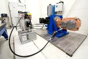 Artificial Intelligence Analysing Gearbox Testing Data