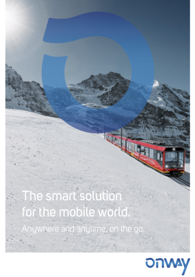 onway – The Smart Solution for the Mobile World