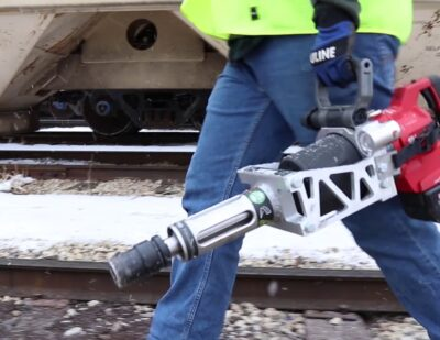 The Battery-Operated LagEase is Exciting Class I Railroads