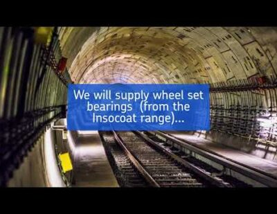 SKF to Service Berlin Underground Carriages in Long-Term Agreement