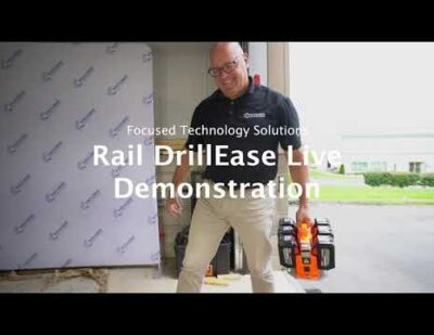 RailEase Live Demonstration – Focused Technology Solutions