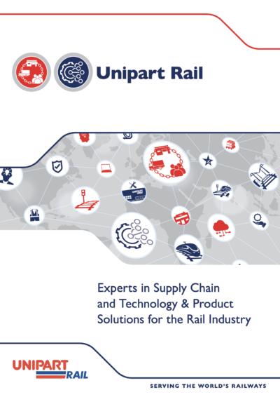 Unipart Rail Corporate Brochure