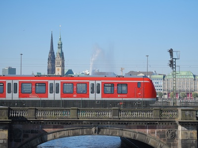 S-Bahn Hamburg Signs Contract for 64 Additional Alstom Commuter Trains