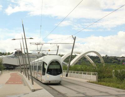 Alstom to Supply 35 Additional Citadis Trams to Lyon