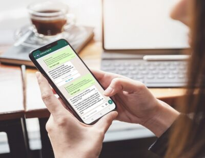 National Rail Enquiries Launches 'Alert Me by WhatsApp'
