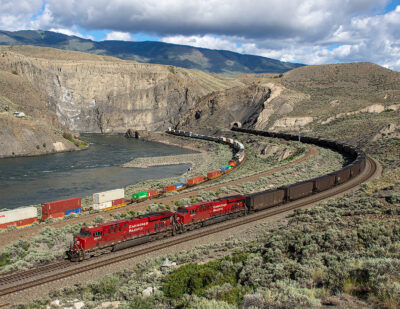 Canadian Pacific Back in the Running Following STB's Ruling against Voting Trust in KCS-CN Merger