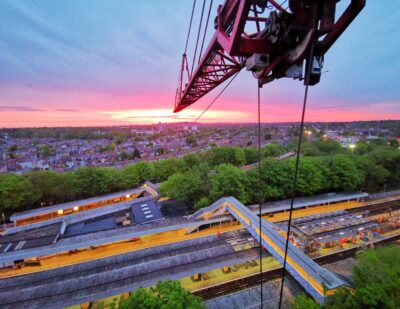 Network Rail Southern Invests Over £1.8bn in Maintenance and Upgrades