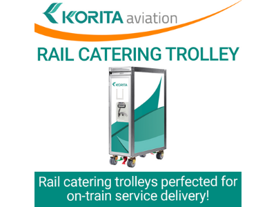 Manufacturing Rail Catering Trolleys for on-Train Service!