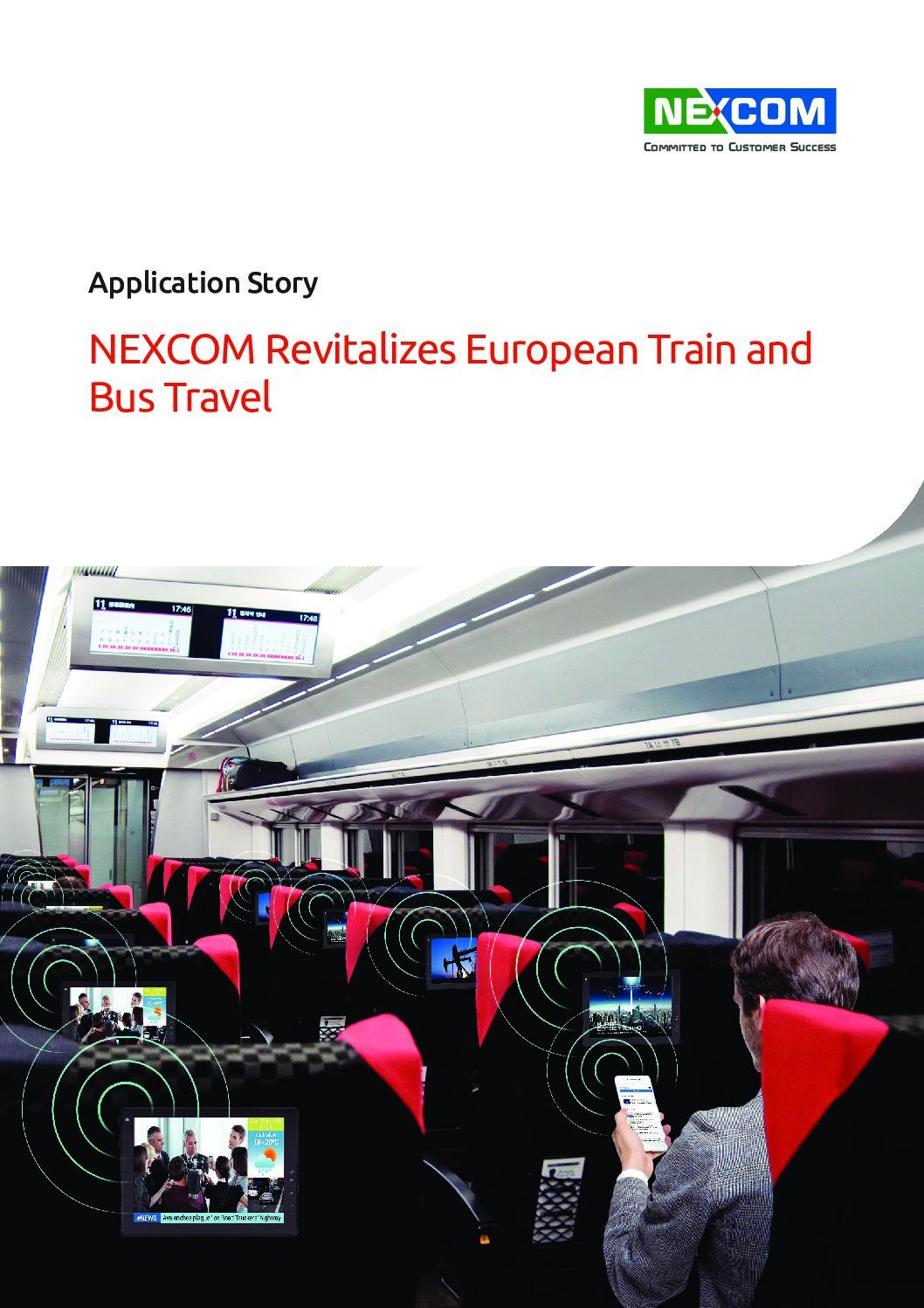 NEXCOM Revitalizes European Train and Bus Travel