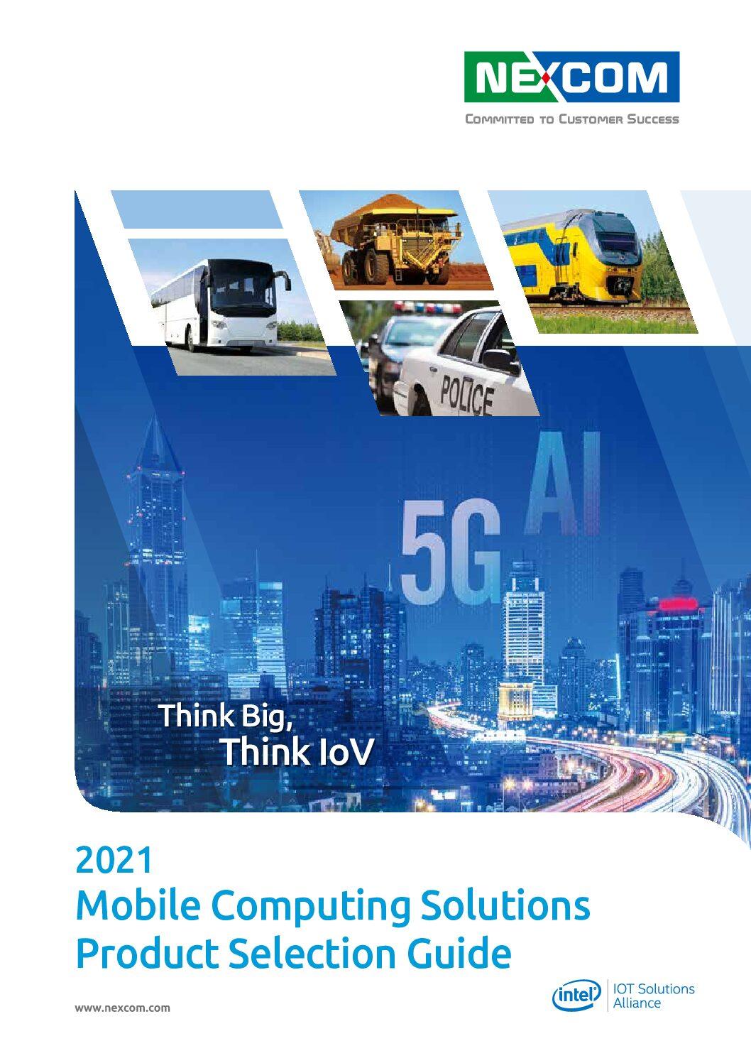 NEXCOM Mobile Computing Solutions