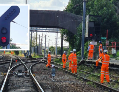 Digital Signalling Installed as Part of the Great North Rail Project