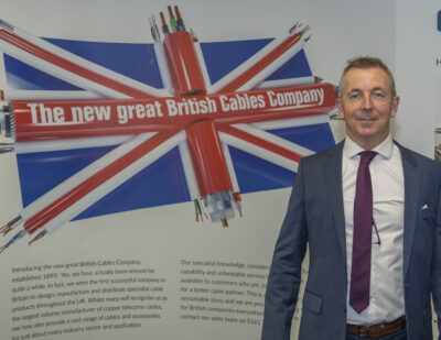British Cables Company Announces New Senior Staff Appointments