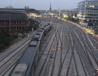 Bristol East Junction Upgrade Works Completed