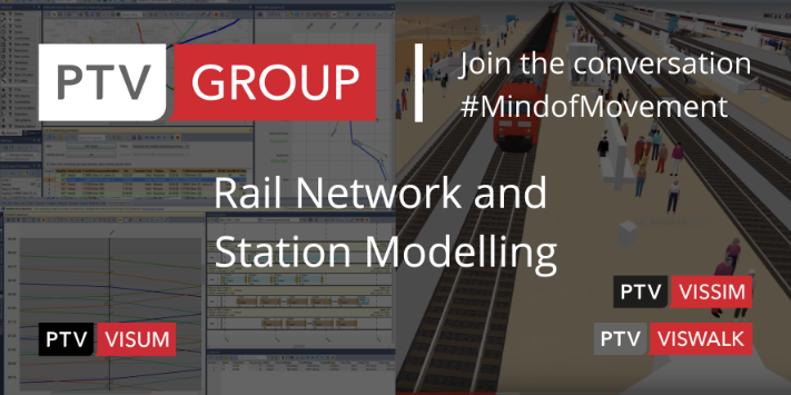 PTV Group - Rail Network and Station Modelling