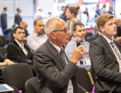 Railtex/Infrarail 2021 Opens Tomorrow