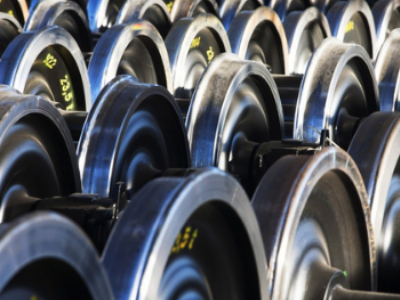 SŽ – Vit Now with TSI-Compliant Wheelsets